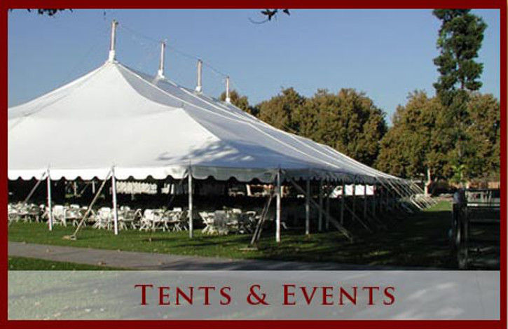 Tents and Equipment